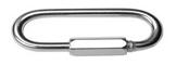 Карабин винтовой нержавеющий А4 ART 8253